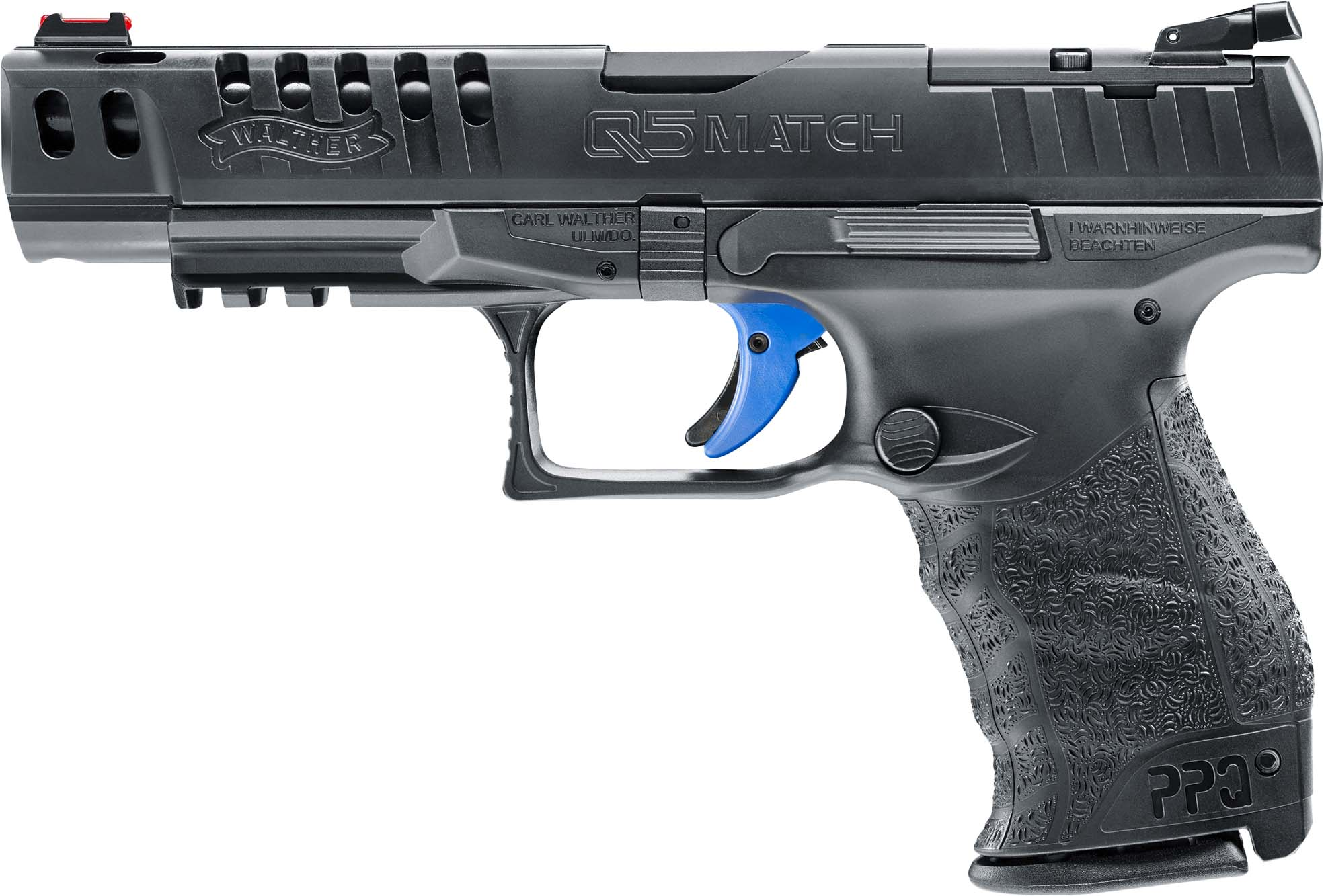 Walther Q5 Match calibro 9×21