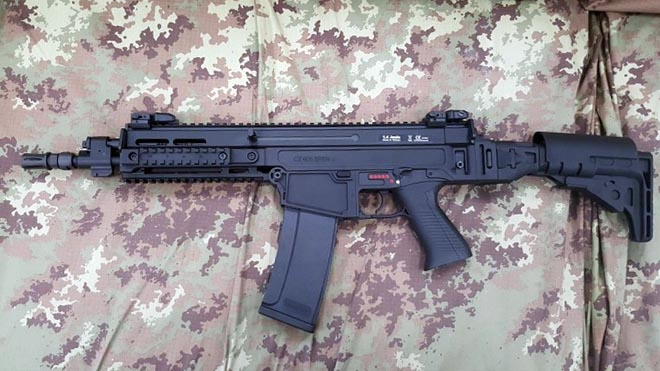 CZ 805 Bren in versione softair da ActionSportGames