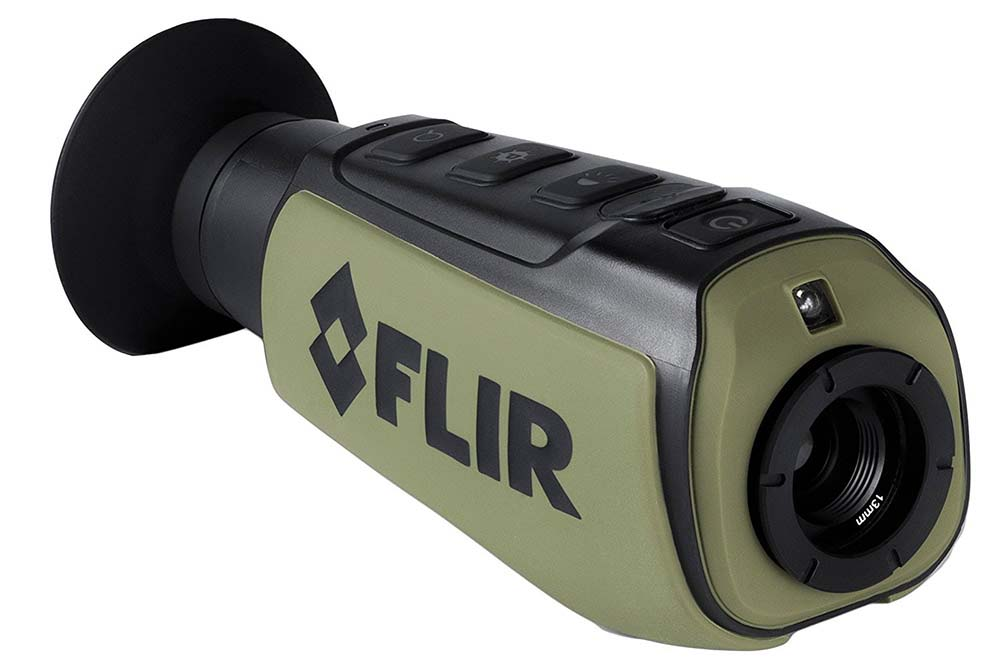 Forest Italia distribuisce Flir Outdoor Tactical Systems